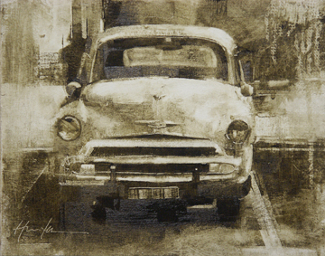 Cuba Today From Studies To Studio Show At Mcbride