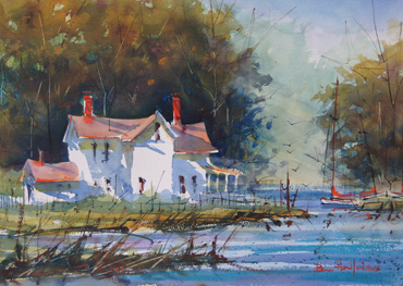 Ford San Jose >> Bruce Handford Biography and Paintings