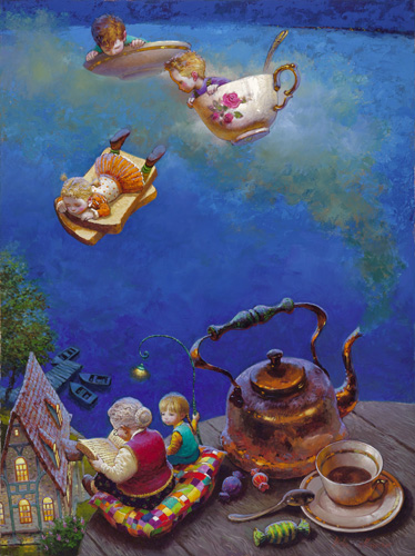 Victor Nizovtsev Paintings And Artist Statement 3