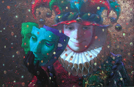Victor Nizovtsev Biography And Paintings Once Penultimate